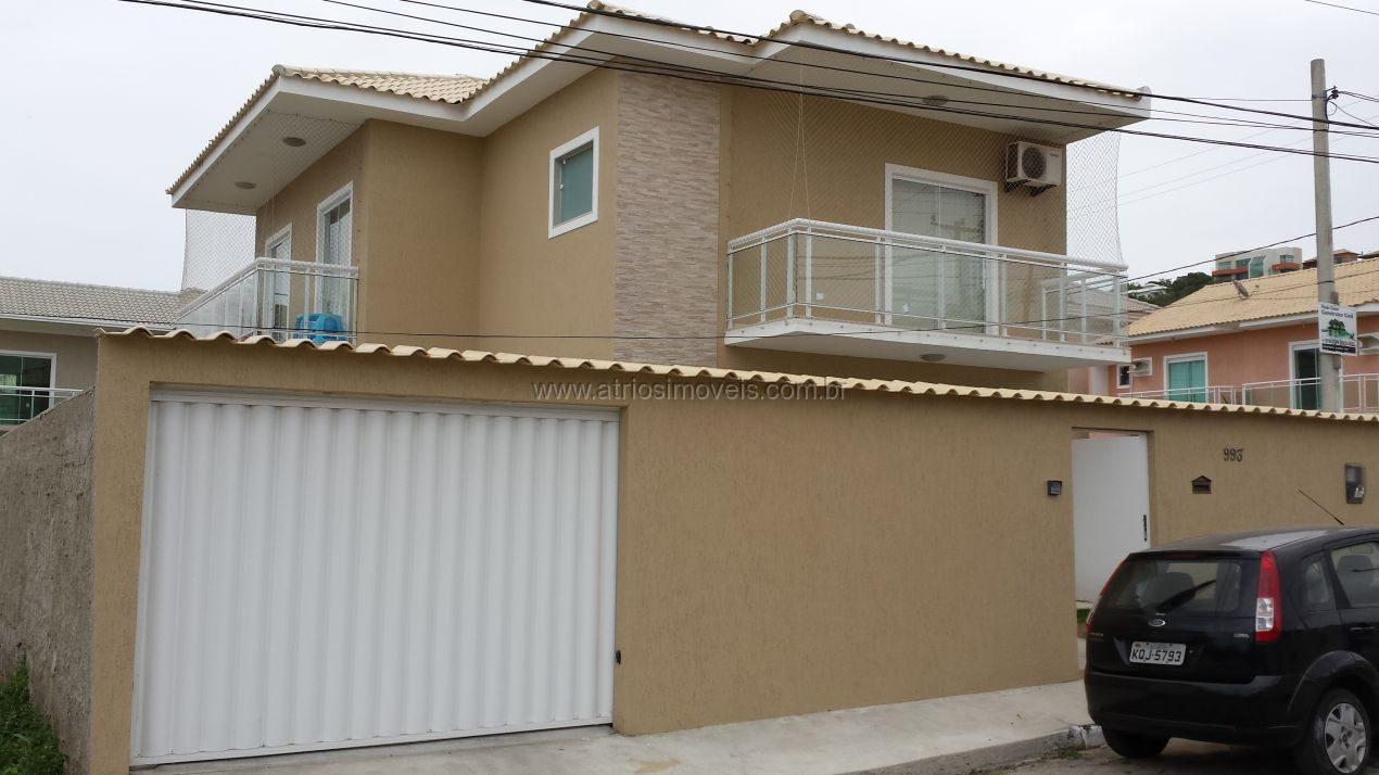 Casa situada na Estrada do Guriri entre Armação dos Búzios e Cabo Frio