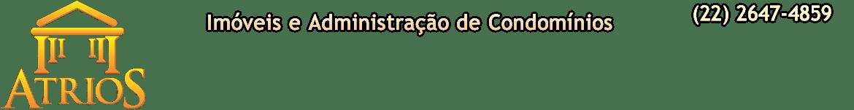 Átrios Imóveis e Administração Cabo Frio RJ